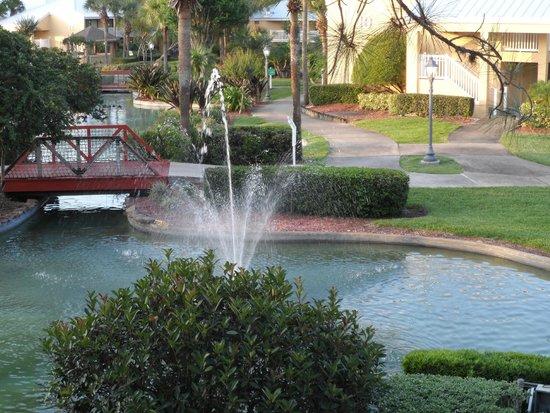 Wyndham Orlando Resort International Drive: View from room