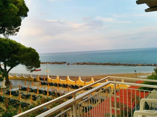 Villa Marina : View from the apartment 23