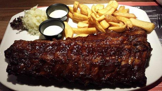 Ribs Factory : Tasty ribs!