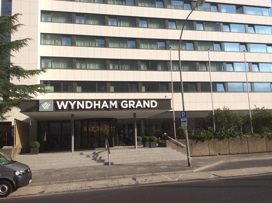 wyndham grand frankfurt picture of wyndham grand