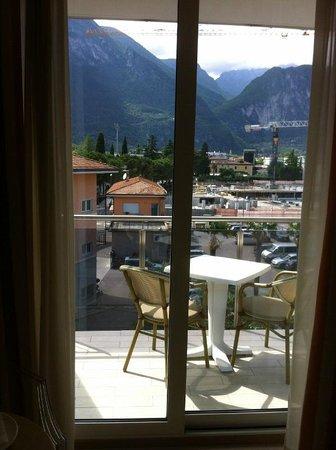 Hotel Kristal Palace - Tonelli Hotels: Aussicht