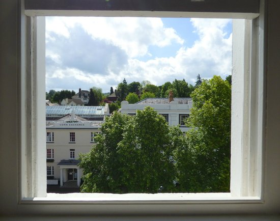 The Tunbridge Wells Hotel: View from room