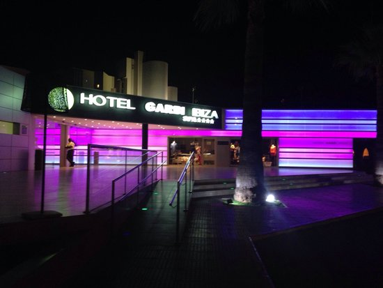 Hotel Garbi Ibiza & Spa : Chic