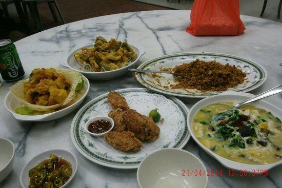 Hong Kong Street Restaurant
