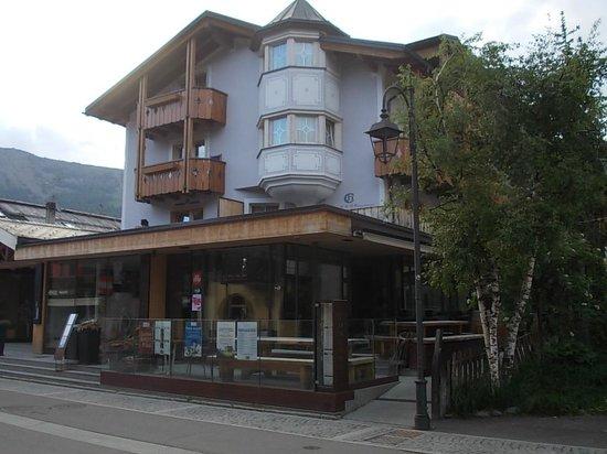 Hotel Concordia: vista esterna dell' hotel