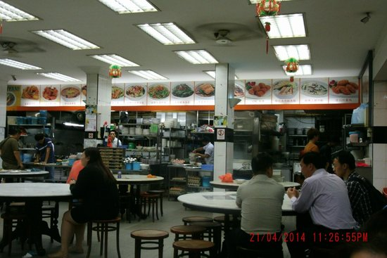 Interior - Picture of Hong Kong Street Restaurant