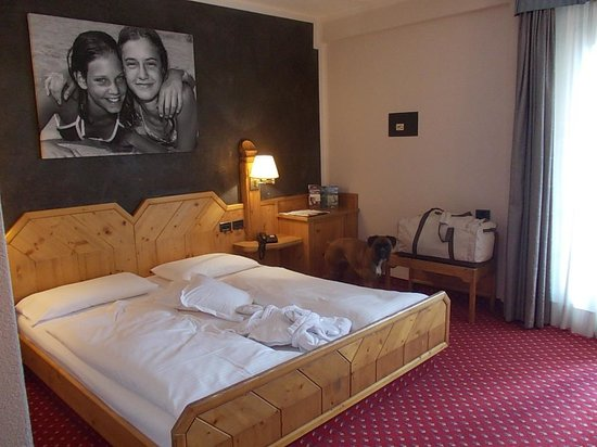 Hotel Concordia: camera standard
