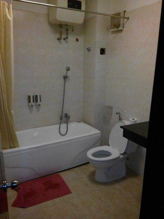 Three Stones Hostel: Bath