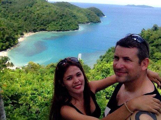 Secret Paradise Resort & Turtle Sanctuary : the overlook