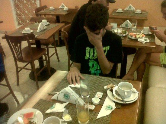 Hotel Venezuela: Breakfast