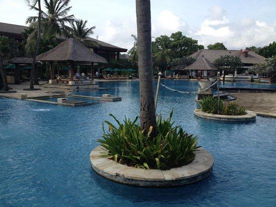 The Patra Bali Resort & Villas : Nice pool