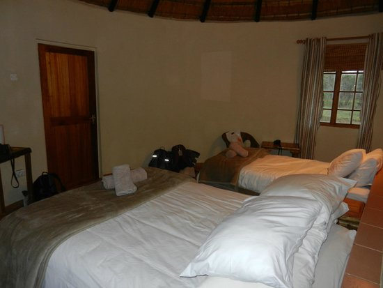 Bayala Game Lodge: Zimmer