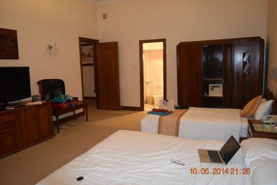 Hotel Continental Saigon: Suite Room