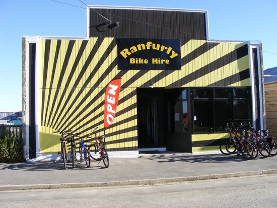 ‪Ranfurly Bike Hire‬