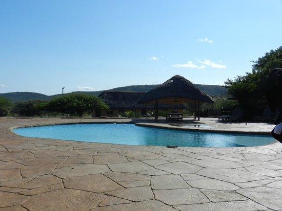 Bayala Game Lodge: Pool