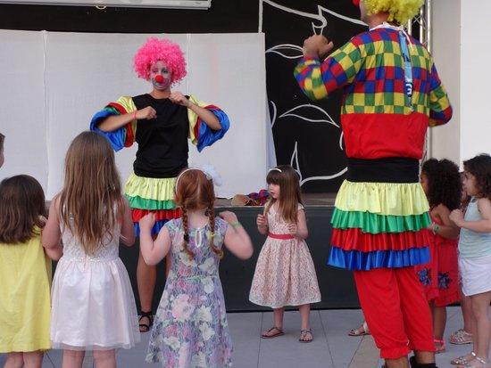 Gavimar Ariel Chico Club Resort: animation team