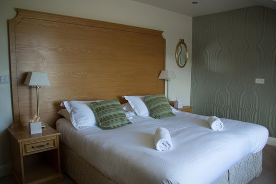 Lyzzick Hall Hotel: Bedroom
