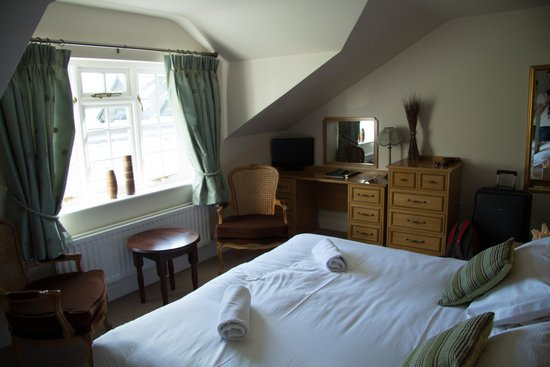 Lyzzick Hall Hotel: Bedroom
