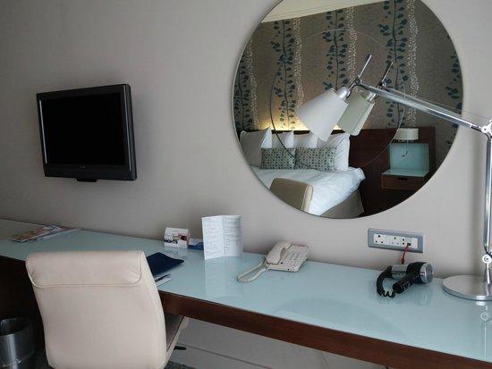 Radisson Blu Hotel Sandton, Johannesburg: My room
