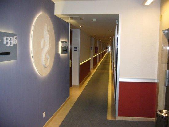 Evenia Olympic Park: Korytarz III piętro