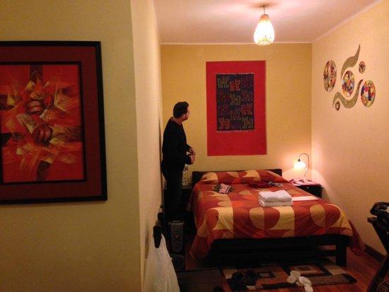 Hostal Wara Wara : our favourite room