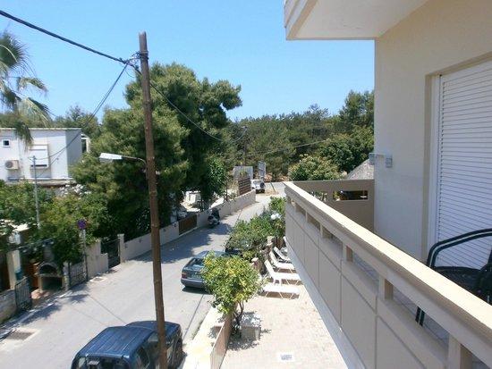 Inea Hotel: view room