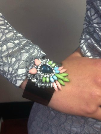 Nor Lisa Fashion Boutique: designer cuff only £15