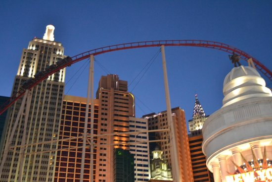 The Big Apple Coaster & Arcade: Mais uma aventura radical...