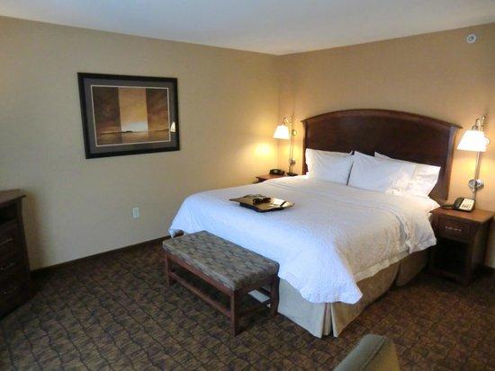 Hampton Inn Moab : Zimmer