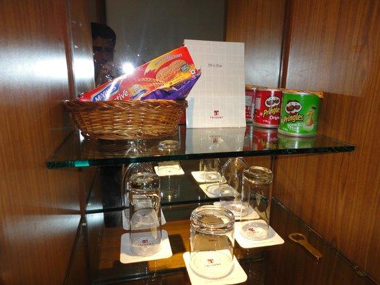Trident, Jaipur : snacks