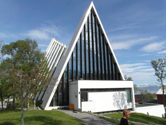 Arctic Cathedral: de kathedraal