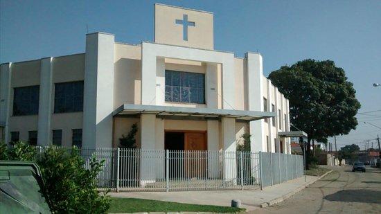 Sao Lazaro Church or Nosso Senhor do Horto Church