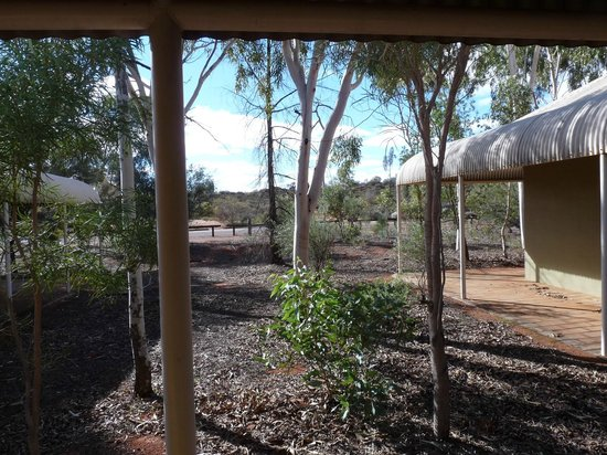 Outback Pioneer Hotel & Lodge, Ayers Rock Resort: Afternoon