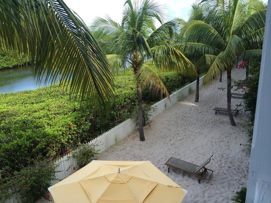 Parrot Key Hotel and Resort : Balcony view