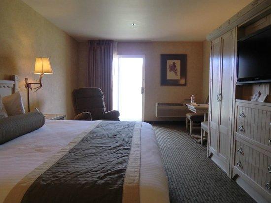 Capitol Reef Resort: Zimmer
