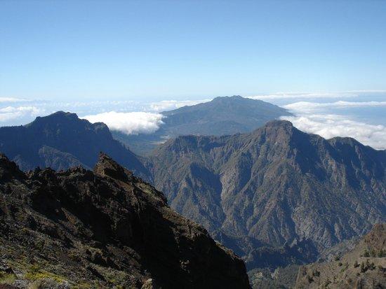 Caldera de Taburiente National Park: Roque de las Muchachos