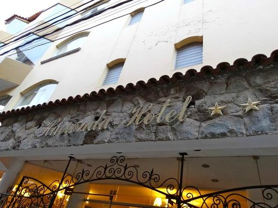 Hotel Hacienda Puno : hôtel