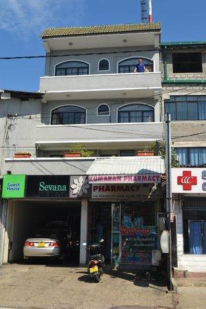 Sevana City Hotel: Sevana guesthouse