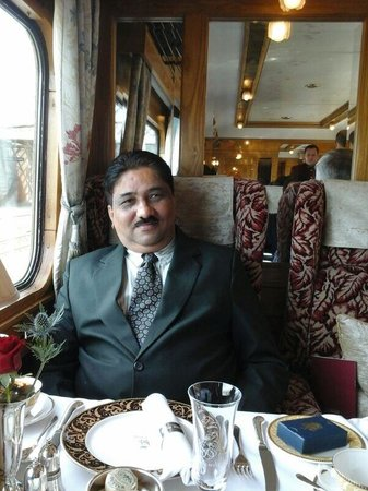 Belmond Northern Belle: relaxed in luxury train