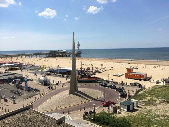Carlton Beach The Hague / Scheveningen: Magnificent view