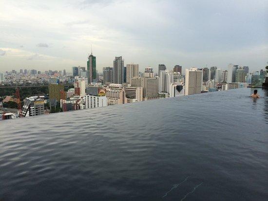 The Okura Prestige Bangkok : Very nice pool
