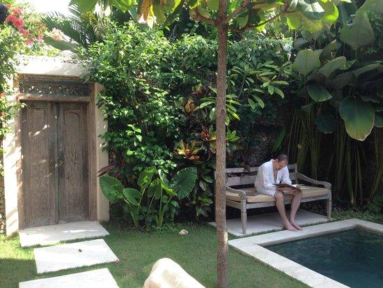Villa Kubu Seminyak: Serenity