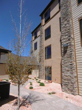 BEST WESTERN PLUS Bryce Canyon Grand Hotel: Innenhof