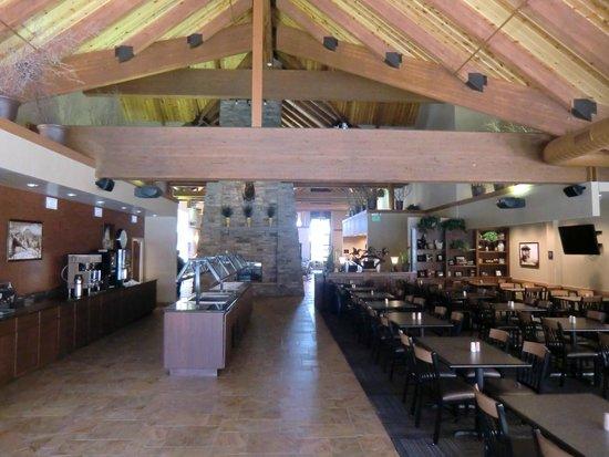 BEST WESTERN PLUS Bryce Canyon Grand Hotel: Frühstücksraum