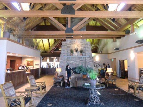 Best Western Plus Bryce Canyon Grand Hotel: Rezeption