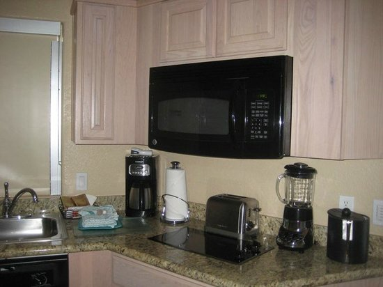 Sedona Summit Resort : small kitchen