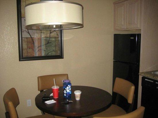 Sedona Summit Resort : small dining area