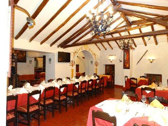 Hotel Munay Wasi : salle à manger