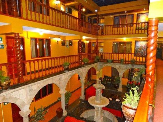 Hotel Munay Wasi : les chambres