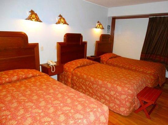 Hotel Munay Wasi : chambre